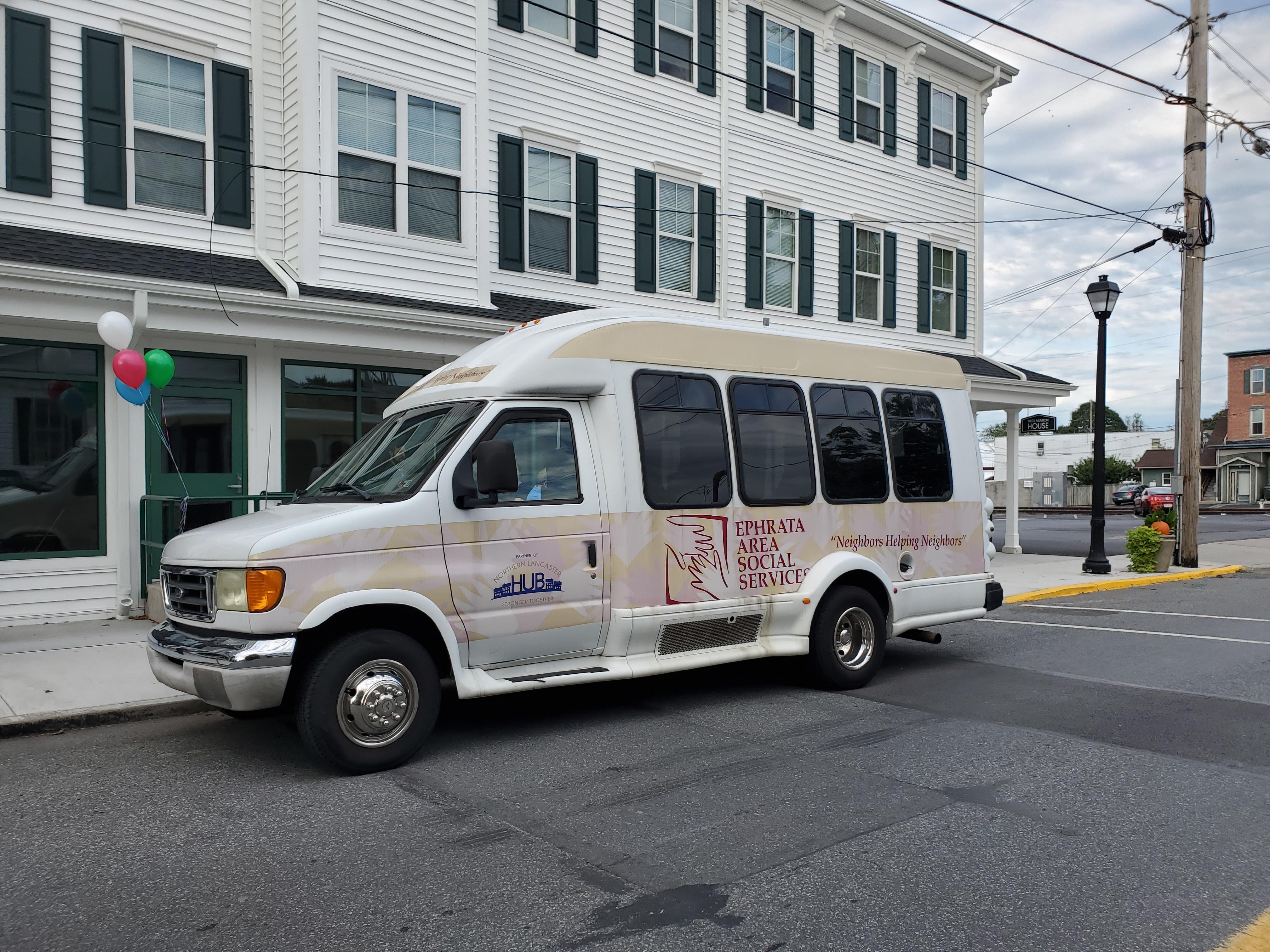 Hub Bus
